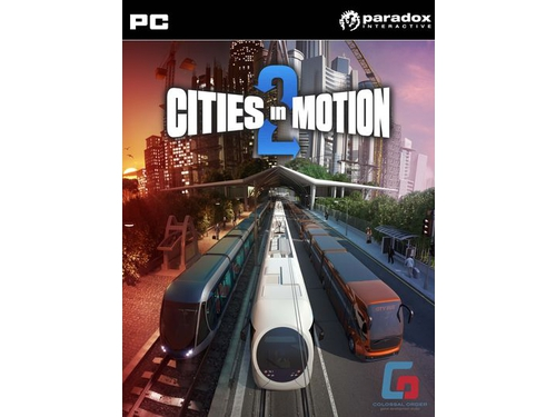 Gra PC Cities in Motion 2 wersja cyfrowa