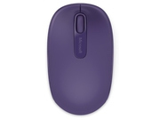 Mysz Microsoft Wireless Mobile Mouse 1850 Purple - U7Z-00043