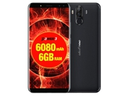 Smartfon Ulefone Power 3 64GB Black UF-PO3/BK GPS WiFi Bluetooth LTE DualSIM 64GB Android 7.1 kolor czarny