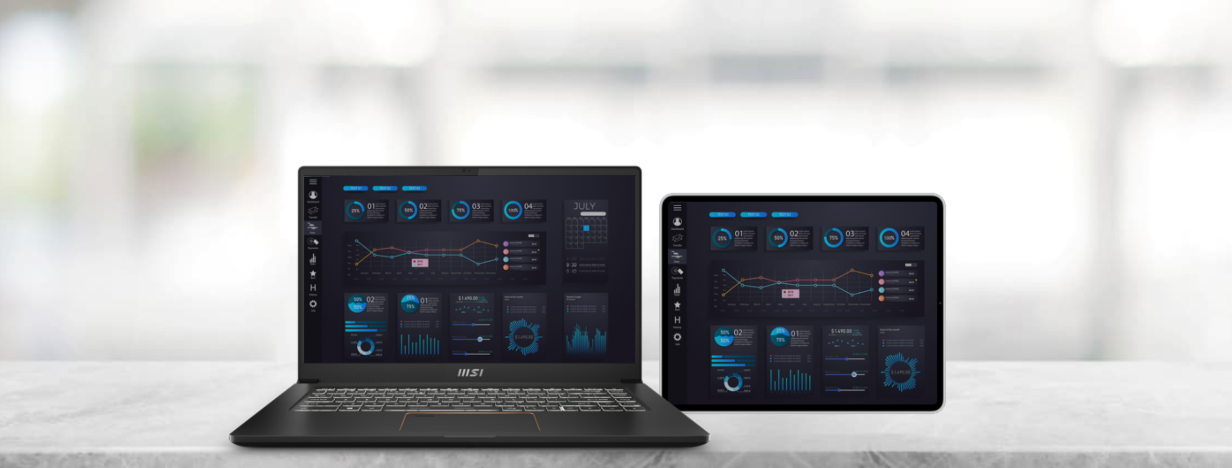 """#MSI Summit E15 A11SCST-059PL i7-1185G7 15.6"""" FHD Finger Touch panel 60Hz 72%NTSC DDR IV 16GB 3200MHz SSD 1TB NVMe PCIe Gen4x4 GTX1650 Ti Max-Q 4GB  Windows10 Pro without ODD"""