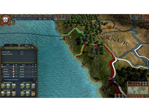 Europa Universalis IV The Dharma Collection - K01283