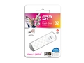 Silicon Power Ultima U03 32GB USB 2.0 TSOP White - SP032GBUF2U03V1W