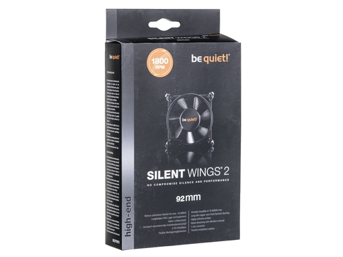 Wentylator do obudowy BE QUIET! Silent Wings 2 BL061