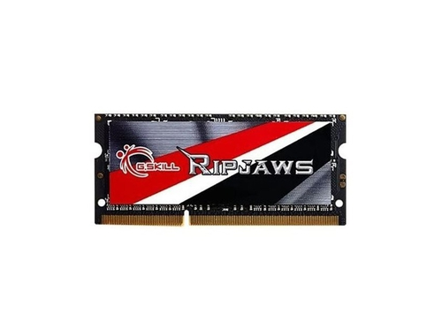 G.SKILL DDR3 RIPJAWS 4GB 1600MHz CL11 1,35V SO-DIMM - F3-1600C11S-4GRSL