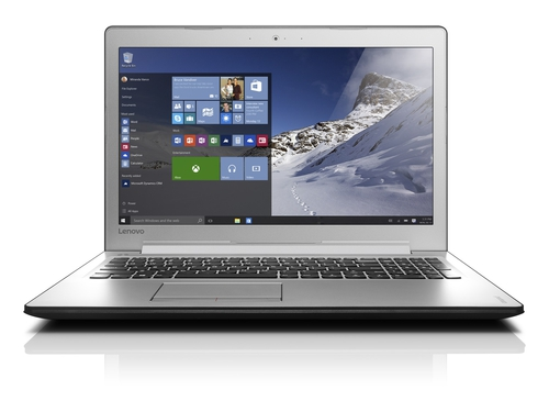 "Laptop Lenovo IdeaPad 510-15 80SR00N8PB Core i3-6006U 15,6"" 4GB HDD 1TB GeForce GT940MX Win10"