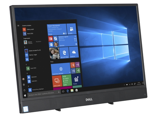 "Komputer Dell Inspiron 3477-3896 23,8"" Core i3-7130U 4GB HDD 1TB Win10 3477-3896"