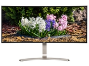 "Monitor LG 34UC99-W 34"" IPS/PLS 3440x1440 HDMI DisplayPort kolor srebrny"