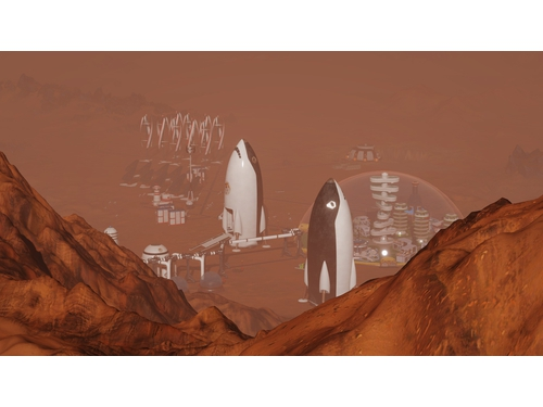 Gra PC Mac OSX Linux Surviving Mars Deluxe Edition wersja cyfrowa