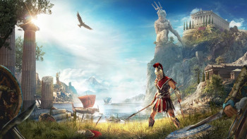 #Assassin's Creed® Odyssey - Deluxe Edition