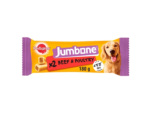 PEDIGREE Jumbone Medium Bites 180g