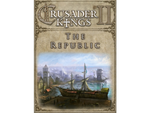 Crusader Kings II - wersja cyfrowa The Republic - K00545