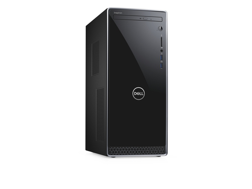 Dell Inspiron DT 3671 i5-9400/8G/256SSD+1TB/630/W10 - 3671-1190