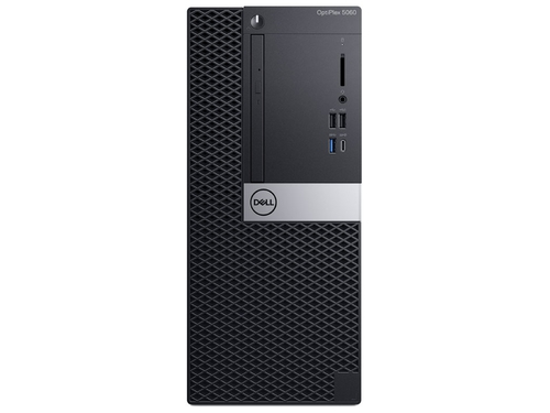 Komputer stacjonarny Dell Opti 5060 MT N036O5060MT Core i5-8500 Intel UHD 630 8GB DDR4 DIMM HDD 1TB Win10Pro