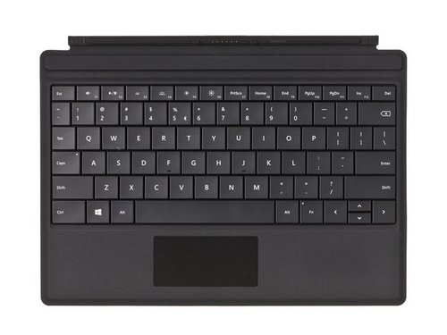 Klawiatura Microsoft Surface3 Type Cover Commercial Czarny - GV7-00081