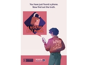 A Normal Lost Phone - K00640