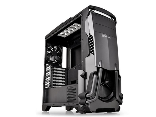 Obudowa Thermaltake Versa N24 USB3.0 Window Black - CA-1G1-00M1WN-00