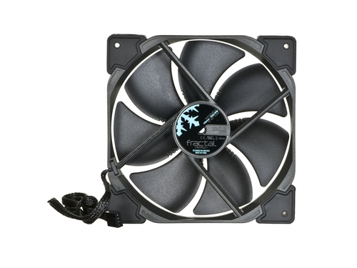 Wentylator do obudowy FRACTAL DESIGN FD-FAN-VENT-HP14-PWM-BK