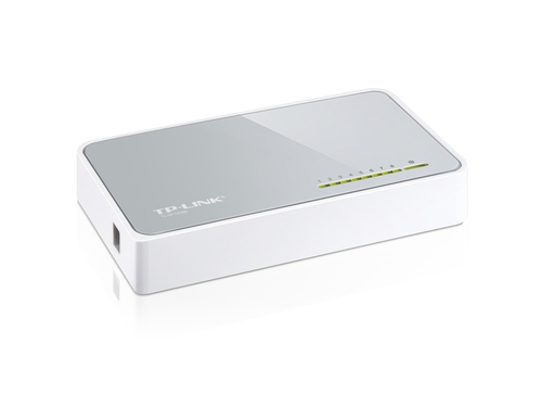 Switch TP-Link TL-SF1008D 8x 10/100Mbps