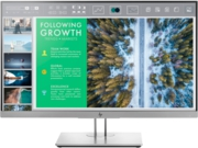 "Monitor HP EliteDisplay E243 1FH47AA 23,8"" IPS/PLS FullHD 1920x1080 VGA HDMI DisplayPort kolor czarny"