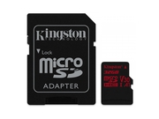 KINGSTON MICRO CANVAS REACT UHS-I SDCR/32GB+ADAPT