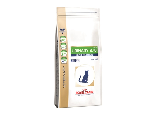Karma Royal Canin VD Cat Urinary HD 3,5 kg - 3182550747363