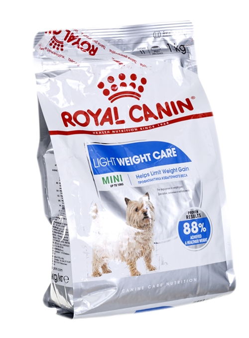 ROYAL CANIN Mini Light Weight Care 1kg1