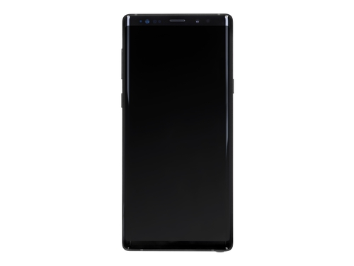 Smartfon Samsung Galaxy Note 9 Bluetooth WiFi NFC GPS LTE A-GPS A-GLONASS Galileo Wi-Fi Direct DualSIM 128GB Android 8.1 kolor czarny