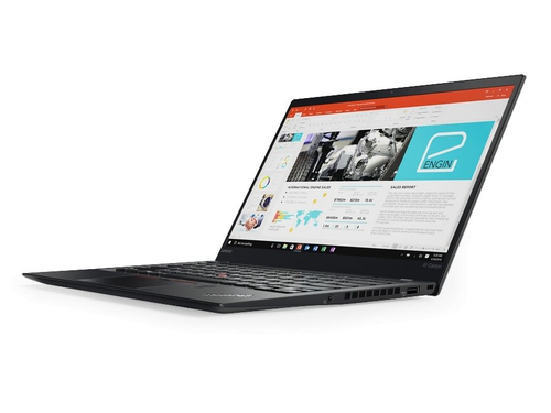 "Laptop Lenovo X1 Carbon 20HR002GPB Core i7-7500U 14,1"" 8GB SSD 512GB Intel HD Win10Pro"