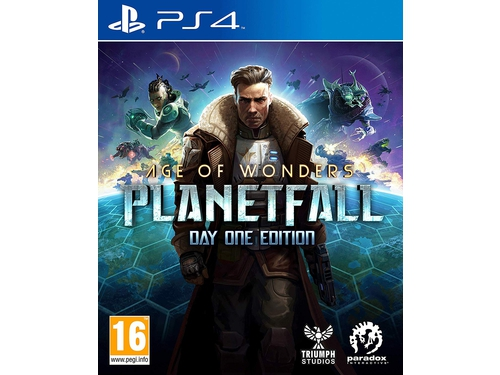 Gra PS4 wersja BOX AGE OF WONDERS PLANETFALL