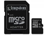 KINGSTON MICRO SDHC SDCG/32GB + ADAPTER