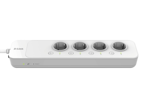 Listwa Smart Power Strip WiFi D-Link DSP-W245 kolor biały
