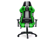 Warrior Chairs fotel gam. Sport Extreme black/green - 5903293761021
