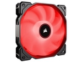 Wentylator CORSAIR AF140 Low Noise Dual Pack Red - CO-9050089-WW