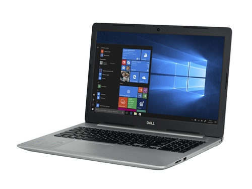 "Laptop Dell Inspiron5770 5570-2999 Core i7-8550U 15,6"" 16GB SSD 256GB HDD 2TB Radeon 530 Intel® UHD Graphics 620 Win10"