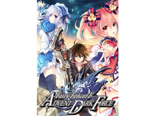 Gra PC Fairy Fencer F Advent Dark Force wersja cyfrowa