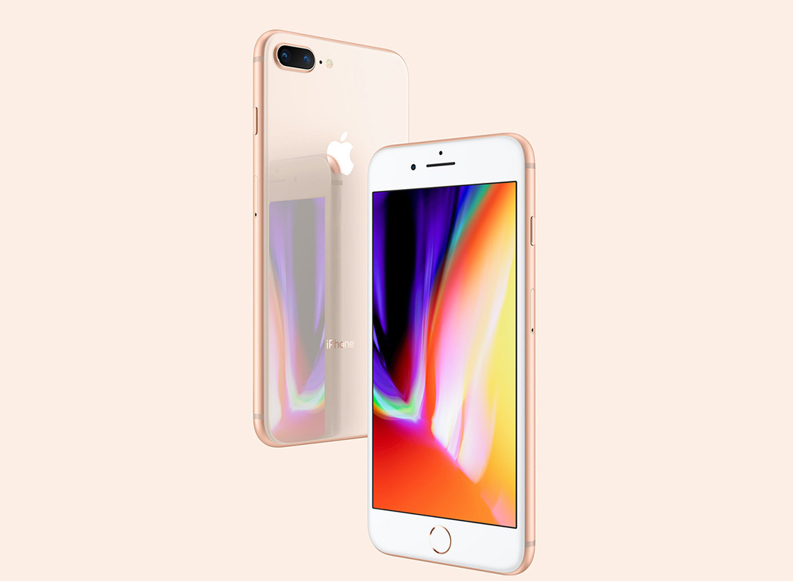 Apple iPhone 8 Plus 64GB Gold (REMADE) 2Y 2