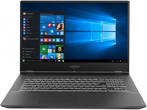 "Laptop gamingowy Lenovo Legion Y540-17IRH-PG0 81T30021PB Core i7-9750H 17,3"" 8GB SSD 256GB GeForce GTX 1650 Intel UHD 630 NoOS"