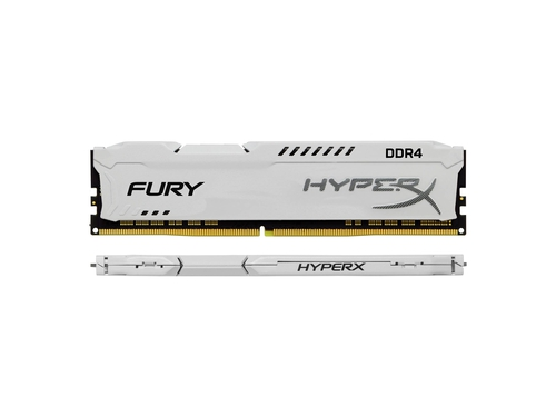 KINGSTON HyperX DDR4 2x16GB 2400MHz HX424C15FK2/32 Biały - HX424C15FWK2/32