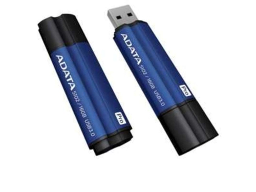 ADATA FLASHDRIVE S102 Pro 64GB USB3.0 100MB/50MB - AS102P-64G-RBL