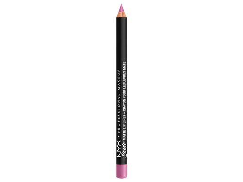 NYX KREDKA DO UST SUEDE MATTE RESPECT PINK