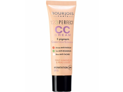 BOURJOIS Paris 123 Perfect CC  Krem W 30ml - 3052503573106