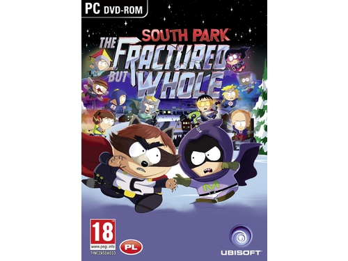 Gra PC South Park: The Fractured But Whole - wersja BOX