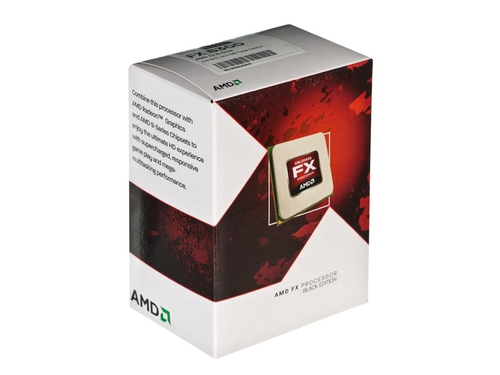 Procesor AMD FX-6300 Black Edition FD6300WMHKBOX 3500 MHz (min) 4100 MHz (max) AM3+