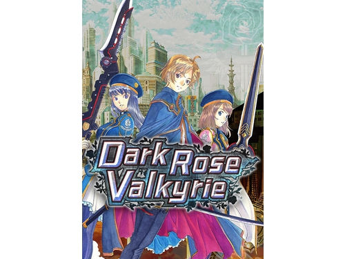 Dark Rose Valkyrie - K01226