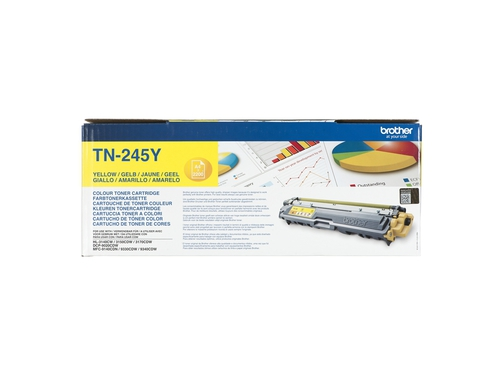 Toner Brother żółty TN245Y TN-245Y