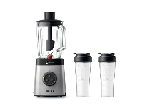 Blender kielichowy Philips HR3655/00 kolor inox