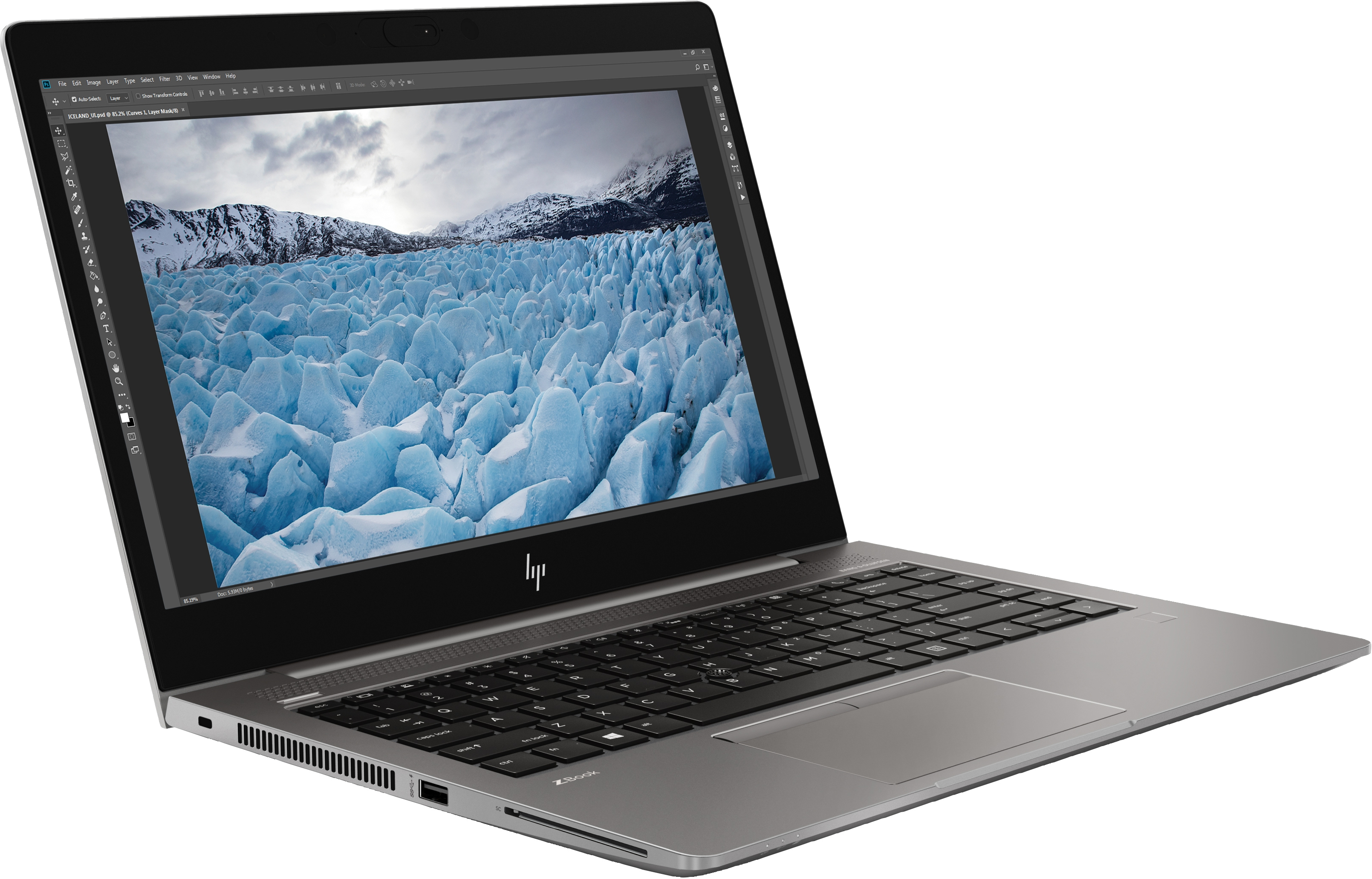 "#HP Zbook 14u G6 i5-8365U 14""FHD 16GB DDR4 256GBPCIe WX 3200_4GB W10Pro"