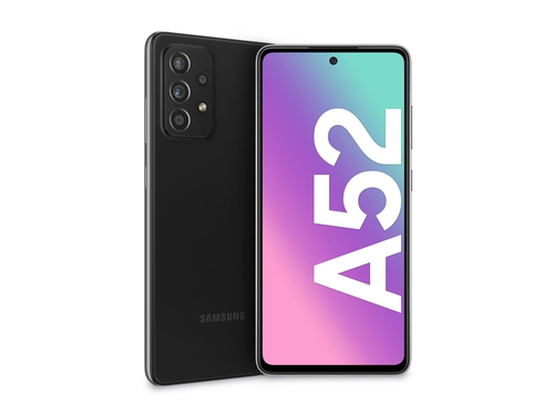 Samsung Galaxy A52 (A525) DS 6/128GB Black - SM-A525FZKGEUE