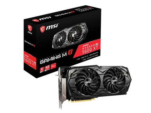 Karta graficzna MSI Radeon RX 5600 XT GAMING MX - RADEON RX 5600 XT GAMING MX