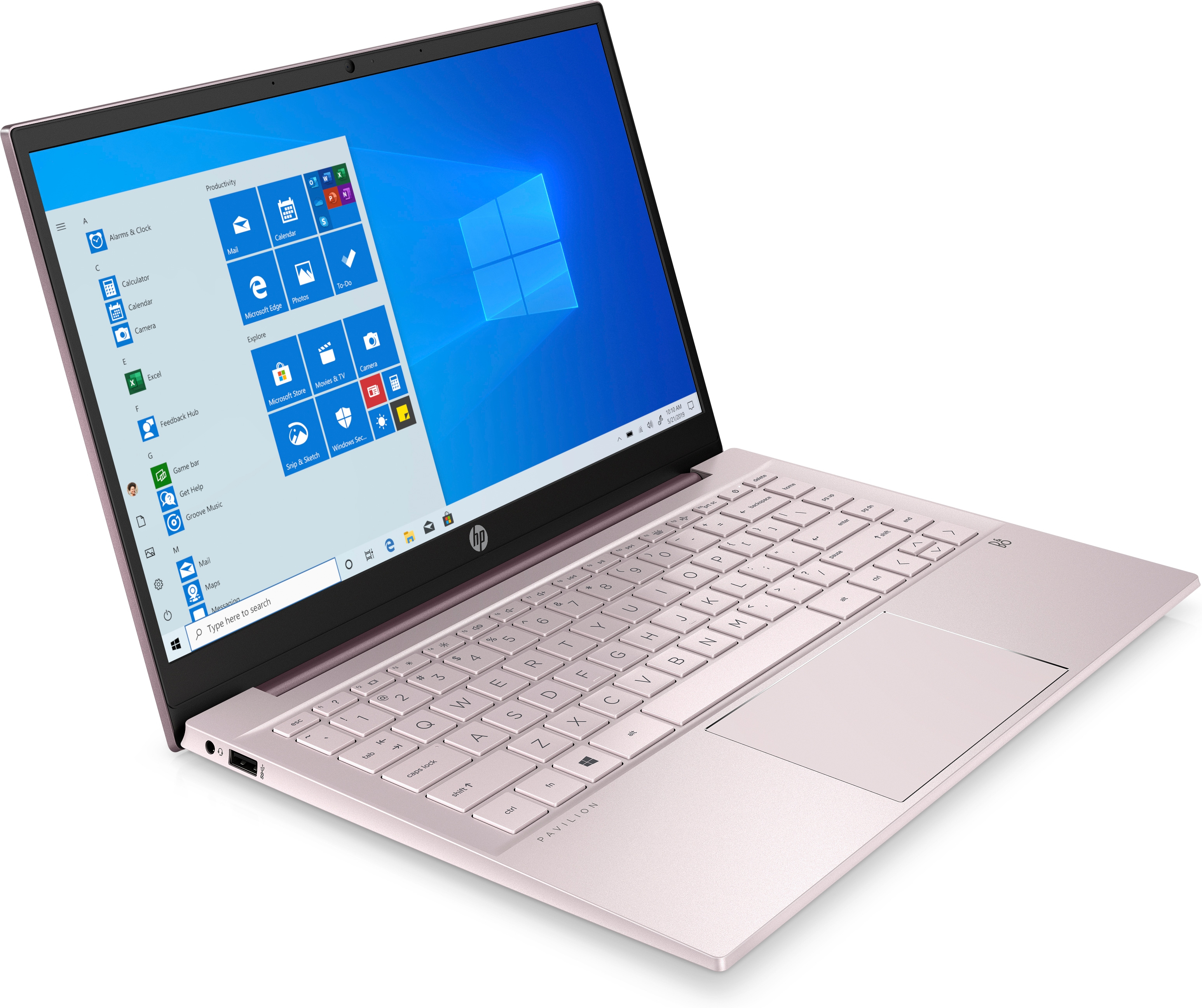 """HP Pavilion 14-dv0249nw i5-1135G7 14""""FHD AG 250nit IPS 8GB_3200MHz SSD512 IrisXe WiFi6 BT5 B&O BLK ALU 43Wh Win10 2Y Natural Silver1"""